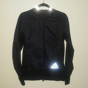 Lightweight Adidas running jacket